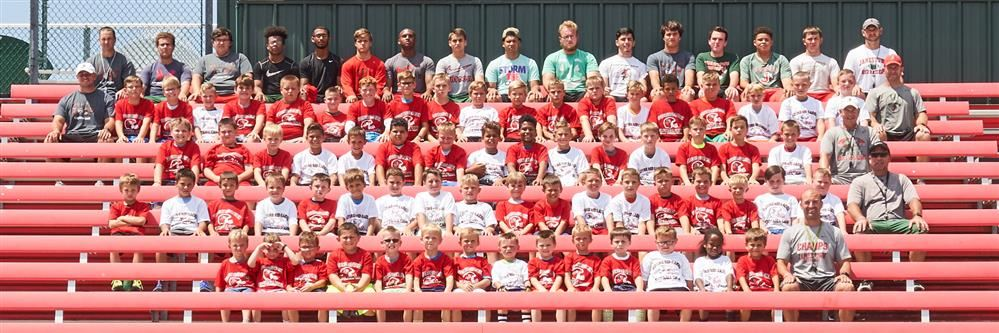 Future Red Raider Camp 2018