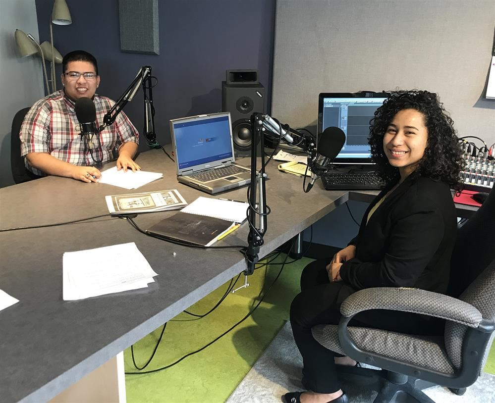JHS Partners with WRFA to Produce Youth Hispanic Radio