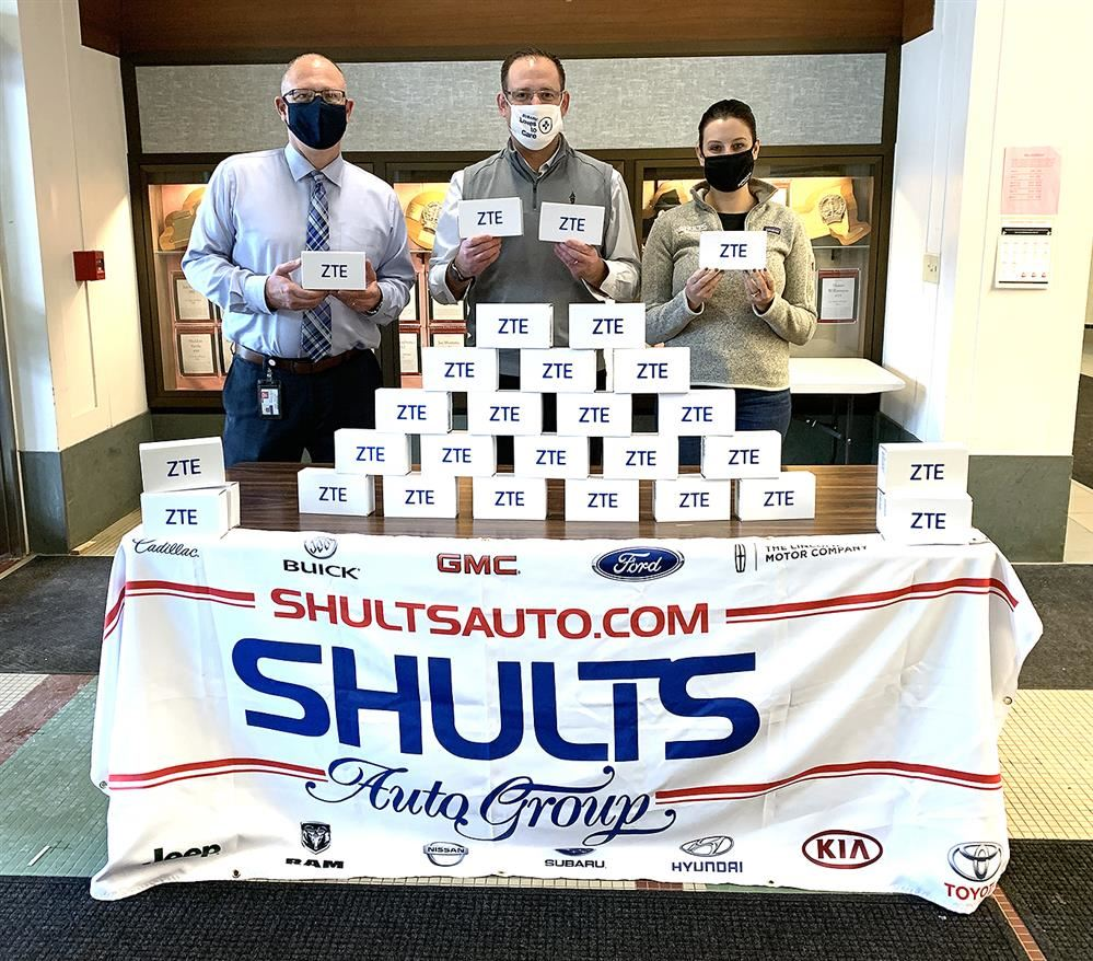 Shults Auto Group Partners with JPS to Provide Mobile Connectivity