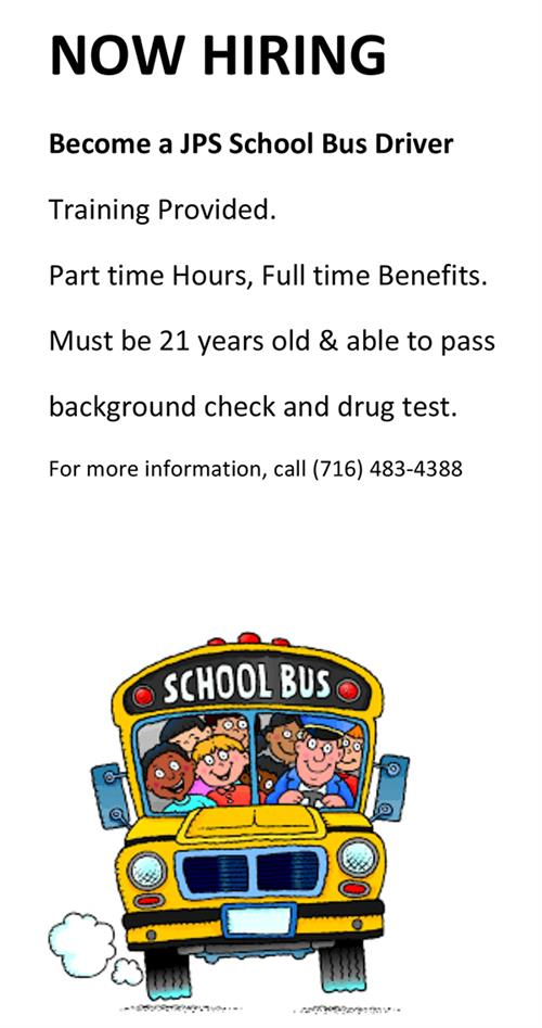 Hiring School Bus Drivers