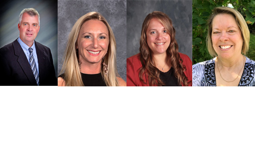 Jamestown Board of Education Appoints JPS Principals