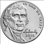 Jefferson Nickel image
